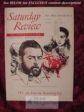 Saturday Review August 26 1950 JOHN FREDERICK MUEHL MILLARD C. FAUGHT C G BURKE