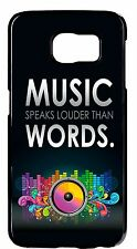 Back Cover Case For Samsung Note 5/4/3/2 Hot New Music Dance Quote Design