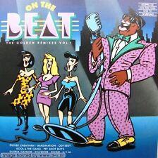 On the Beat-The Golden Remixes 1 (Maxis, 1991) Kool & the Gang, Pet Sho.. [2 CD]