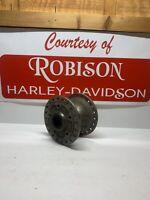 NOS Harley Davidson Wheel Hub Vintage Panhead Shovelhead