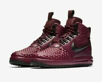 Nike Lunar Force 1 '17 Duckboot Bordeaux Black 916682-601 Men's Shoes NEW