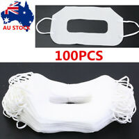 100X VR Glasses Disposable Eye Mask Protective Cover Hygiene Eye Mask Non-woven
