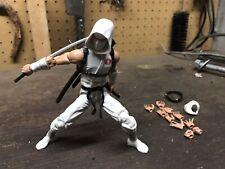 storm shadow gi joe classified snake eyes classic custom ninja
