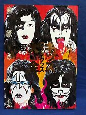 Kiss Rock Goods Collection Of Hell Japan Magazine Photo Book Vintage Figure Toy