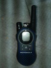 Motorola 2-Way Radio Mhr230R Rechargeable Or Aaa 1 Radio Only