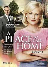 NEW -  A Place to Call Home The Complete Season 1 (DVD) One First