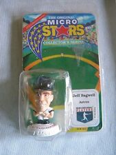 1995 Micro Stars Collector's Series Jeff Bagwell Houston Astros