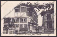 MONDINE 322 MONDARISO RISO RISAIA - RISERIA di ROBBIO LOMELLINA Cartolina v 1927