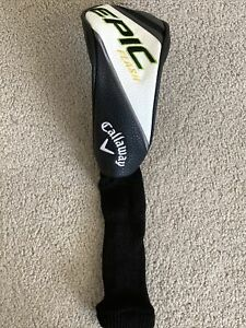 Callaway EPIC Flash Hybrid Golf Club Head Cover - New & Only Stored