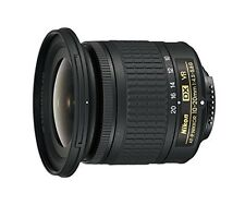 Nikon wide angle zoom AF-PDX NIKKOR 10-20 mm f/4.5-5.6 G VR Nikon DX format only