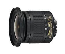 Nikon wide angle zoom AF-PDX NIKKOR 10-20 mm f/4.5-5.6 G VR Nikon DX format only