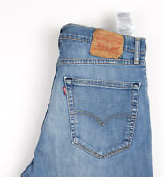 Levi's Strauss & Co Hommes 751 Droit Jambe Slim Jeans Extensible Taille W36 L30