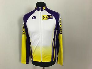 Windproof Cycling Bike Racing Jacket Long Sleeve Jacket Jersey VERMSRC medium