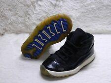 RARE 2000 Nike Air Jordan 11 OG Space Jam Boy Youth 9C Basketball Black