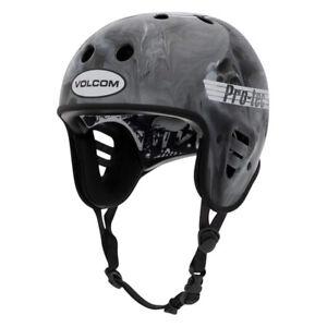 Pro Tec Skateboard Helmet Full Cut Certified Volcom Cosmic Matter