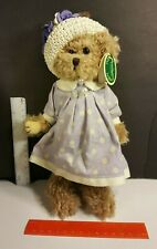 Bearington Collection Ella McPickinicker Bear Ltd Series Mint All Tags 1462 10""