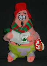 TY SILENT NIGHT STAR BEANIE BABY - MINT with TAG (SPONGEBOB) - SEE PICS