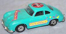 """Coca-Cola, Coke 3"""" Turquoise Porsche Car """"Coca-Cola"""""""