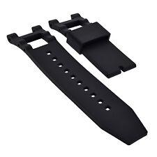 StrapsCo Silicone Rubber Watch Band Strap for Invicta Subaqua Noma III 3