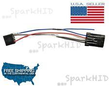Harley Davidson LED Headlamp Wiring Harness Adapter 69200897 Day maker Road King