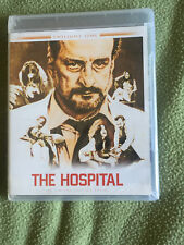 Free*Postage New The Hospital Blu Ray Arthur Hiller George C Scott Diana Rigg