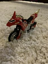 RARE RED RANGER THUNDER BIKE 1994 BANDAI MIGHTY MORPHIN POWER RANGERS