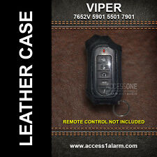 Viper 7652V 5901 5501 7901 LEATHER REMOTE CASE