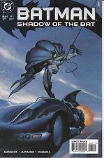 BATMAN SHADOW OF THE  BAT N° 61  Albo in Americano