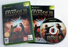Star Wars Episode III: Revenge of the Sith (Microsoft Xbox, 2005) 023272327507