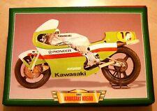 KAWASAKI KR500 KR 500 CLASSIC RACE MOTORCYCLE BIKE PICTURE 1982 PRINT 1980'S