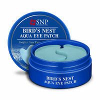 [SNP] Bird's Nest Aqua Eye Patch 60pcs