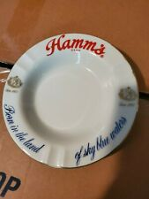 Hamm's Beer vintage ashtray