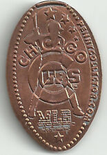 Chicago Cubs Elongated Penny