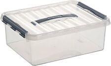 Sunware 78600609 Boîte en Plastique avec Poignée 12 L