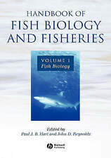 The Handbook of Fish Biology and Fisheries Volume 1-ExLibrary