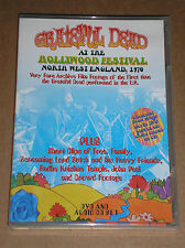 GRATEFUL DEAD AT THE HOLLYWOOD FESTIVAL 1970 - CD + DVD