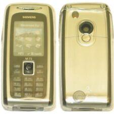 PHONE CONDOM Cases for Siemens M75 TRANSPARENT