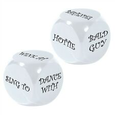 FUN Bachelorette Party DECISION DICE GAME 21st Birthday NOVELTY DARE GAME