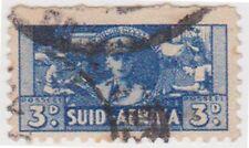 (RSA270)1942 SouthAfrica 3dblue women's axillary(Suid)B