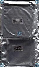 MUSE ABSOLUTION CD ALBUM PROMO BAG SLEEVE neuf new neu