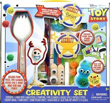 Creativity  Set Disney Toy Story 4 Forky and Other Fun Toys New 12810