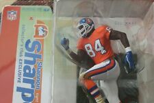 SHANNON SHARPE, CC, NFL MCFARLANE, ORANGE CRUSH JERSEY, DENVER BRONCOS