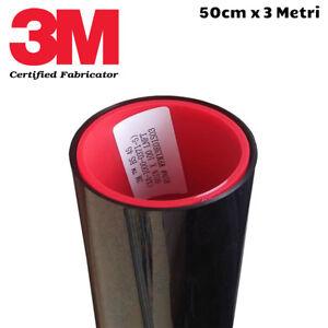 Pellicola omologata ABG oscuramento Vetri Auto serie Black Shade di 3M™ BS 45%