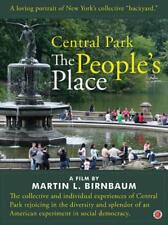 CENTRAL PARK: THE PEOPLE'S PLACE NEW DVD
