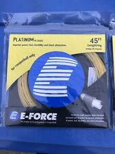 New listing racquetball string E force 16g New