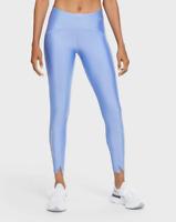NEW Nike Women's SHINE Power Speed Runway Running 7/8 Tights Size 2XL