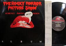 Rocky Horror Picture Show Audience Partic-i-Pation Album (Soundtrack) 2 LPs ('83