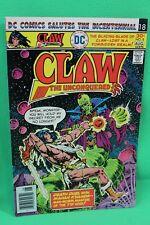 Claw the Unconquered #8 Sword & Sorcery Comic DC Comics F/F+