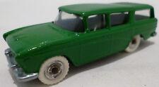 Dinky Toys 173 Nash Rambler Verde repintado UNBOXED Diecast Modelo de Coche