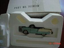 Franklin Mint 1955 CHEVY BELAIR 1:43 SCALE MODEL W/ ORIGINAL BOX